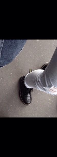 shoes black shoes black lace white