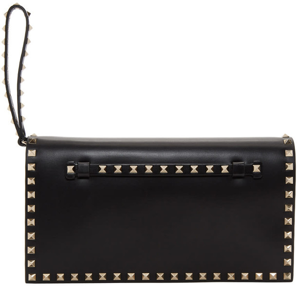 Valentino clutch black bag