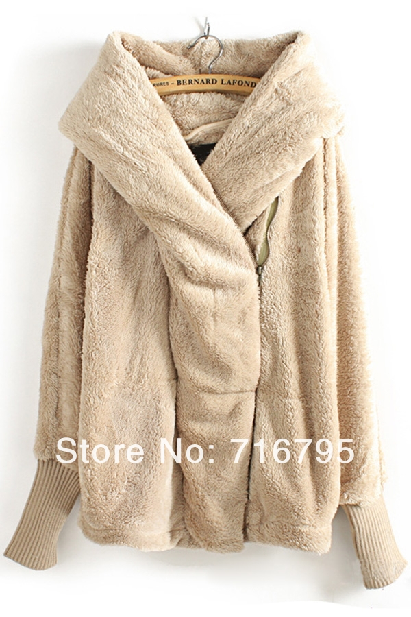Berber Fleece Coat