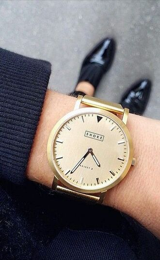 jewels gold gold watch watch gift ideas unisex gold jewelry