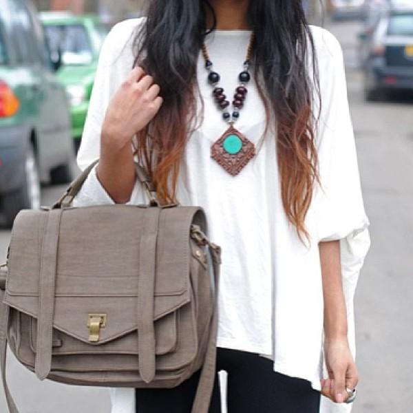 blouse bag