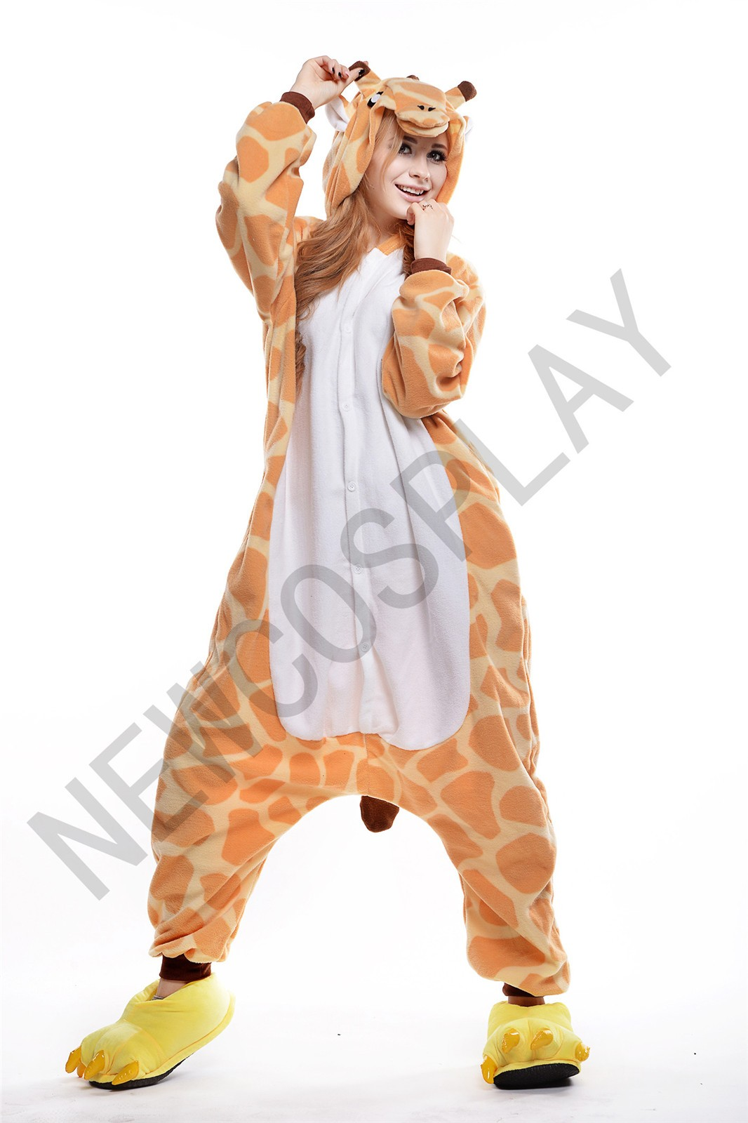 Giraffe by NEWCOSPLAY ONESIE