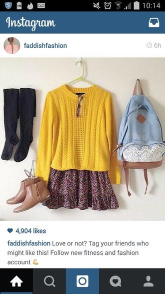 sweater yellow yellow sweater mustard mustard sweater