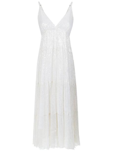 dress maxi dress maxi women white cotton
