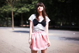bows t-shirt betty blog de betty topshop