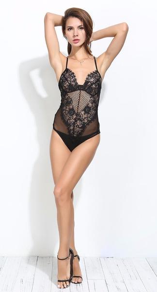 Norma Lace Bodysuit