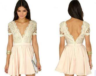 dress lace dress nude cream lace lace nude lace dress cream dress