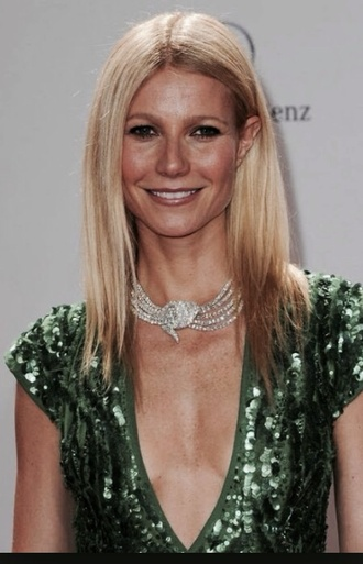 green dress gwyneth paltrow