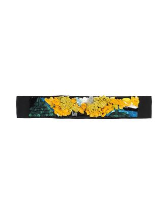 belt medium-size belt waist belt embellished beaded