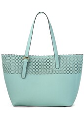 bag,chicwish,scrolled,cut-out,twinset,handbag,pastel blue,pastel bag