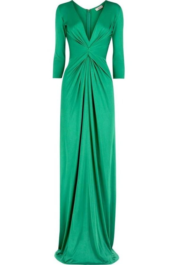 Платье с длинным рукавом сшить своими руками