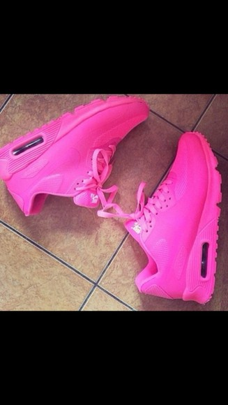 shoes air max nike nike sneakers pink hipster