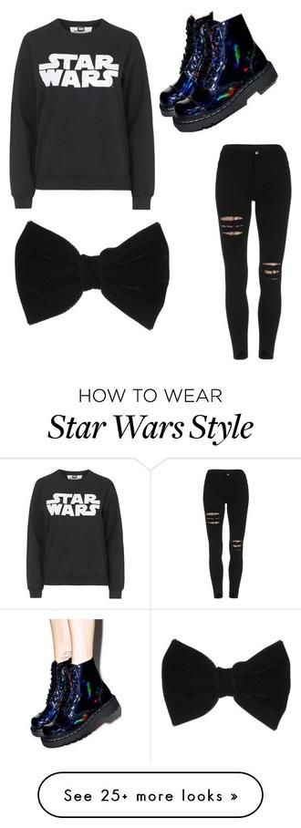 sweater star wars black sweater