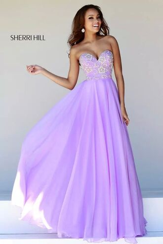 Lavender Prom Dresses - Shop for Lavender Prom Dresses on Wheretoget