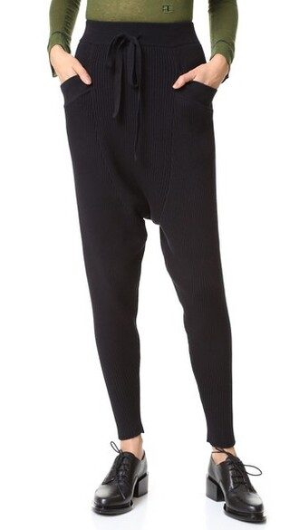 pants drop crotch pants