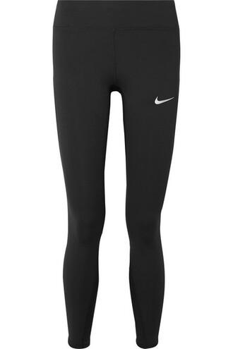 leggings cropped fit black pants
