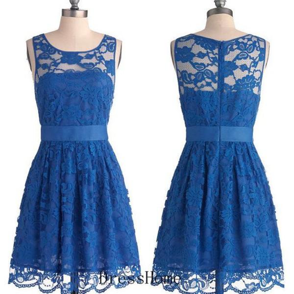 dress blue dress party dress evening dress blue dress casual cute short party dresses illusion neckline sexy dresses prom