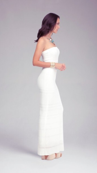 dress bebe dress bebe white dress maxi dress