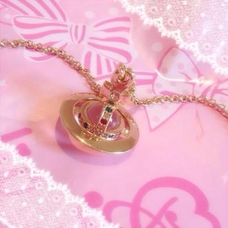jewels vivienne westwood necklace