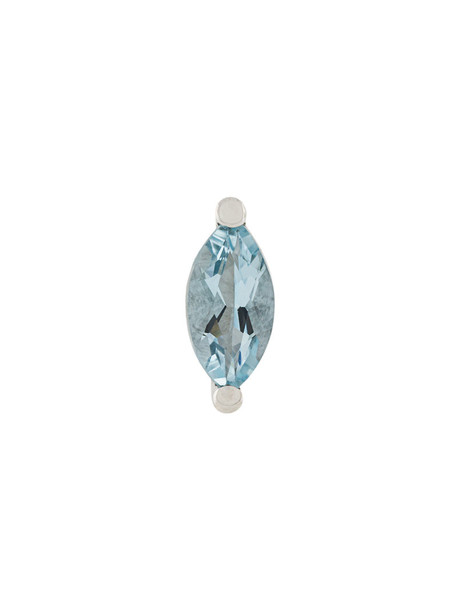 Delfina Delettrez women pearl gold white blue jewels