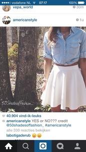 dress,white dress,skirt,white skirt,cute skirt,knee length