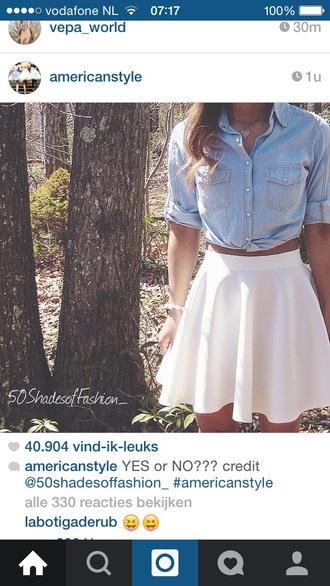 dress white dress skirt