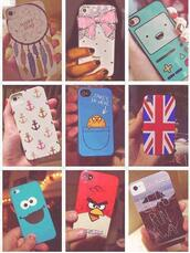 bag,cellphone case,iphone cover,iphone,angry birds,sweet,jewels,iphone 5 case,cute,phone cover