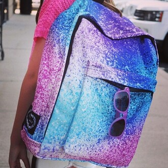 bag bags for back to school galaxy print rayban