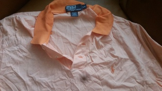 t-shirt ralph lauren polo shirt salmon salmon polo poloman