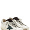 Super star leather sneakers