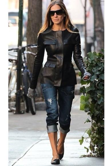 sarah jessica parker jacket