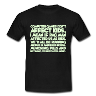 Computer games dont affect kids... | GeekTown Store
