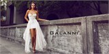 OPULANCE  DRESS by GALANNIsilky feminine and sexy by GALANNI | ARCHFASHION