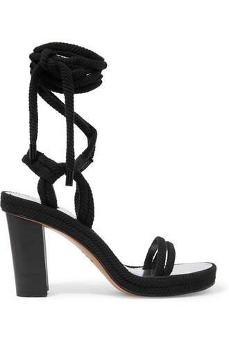 shoes ankle tie shoes ankle tie sandals isabel marant