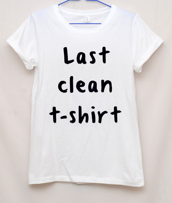 last clean tshirt white t shirt vneck women size by