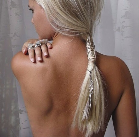 hair accessories hairstyles blonde accessory