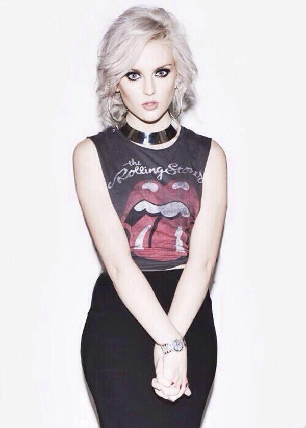 perrie edwards the rolling stones