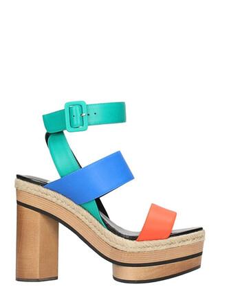 sandals multicolor shoes