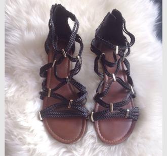 shoes aldo cute sandals sandals black