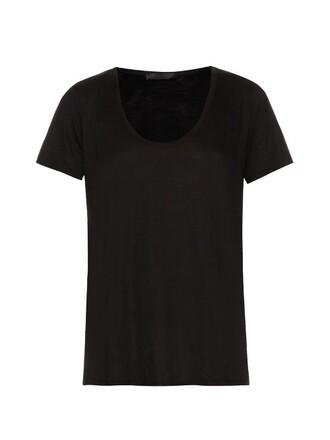 t-shirt shirt short black top