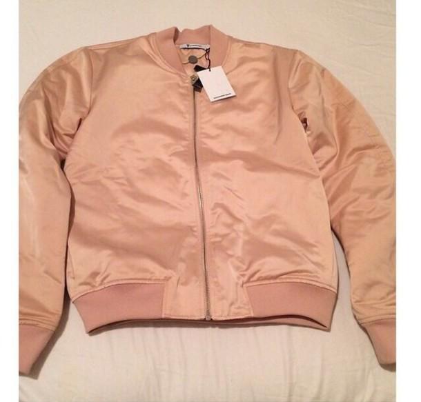 jacket bomber jacket corall