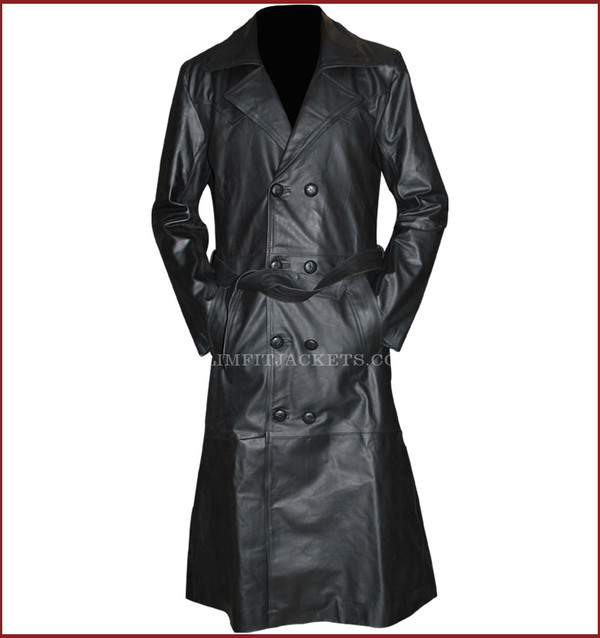 james marsters buffy the vampire slayer leather coat costume fashion clothings apparel coat