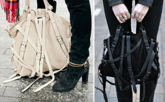bag alexander wang black black bag