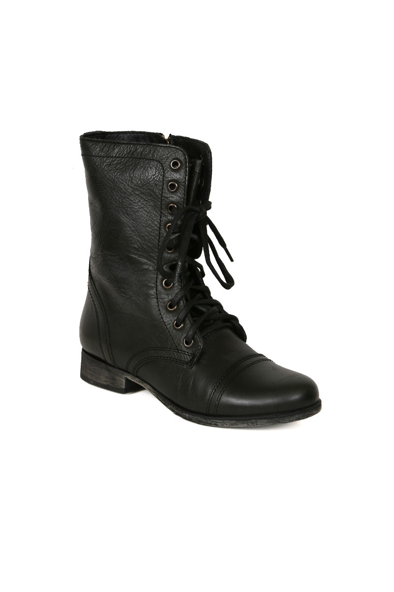Steve Madden | Troopa Boot in Black