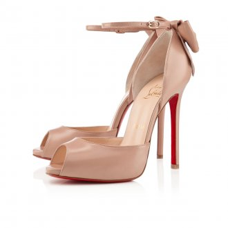 CHRISTIAN LOUBOUTIN DOS NOEUD