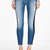 Hudson | Denim Lee Lou Cropped Skinny Jean by Hudson