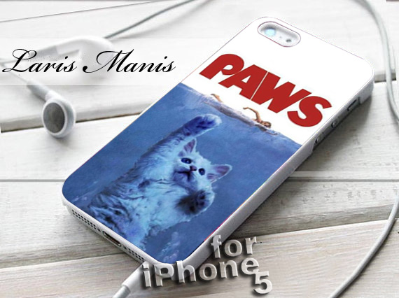 Paws - Desain Case For IPhone 5 on Luulla