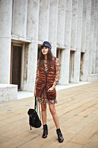 bag jacket top natalie off duty blogger