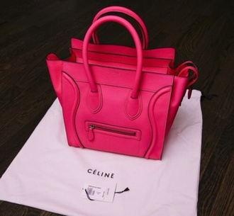 bag pink pink bag you want them a need not a want