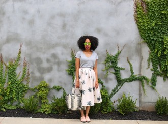 mattieologie blogger t-shirt skirt shirt shoes bag jewels sunglasses